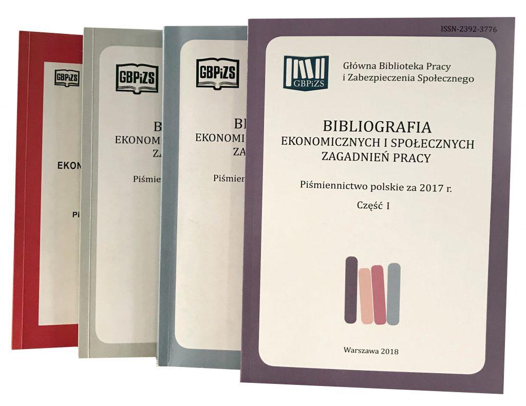 Bibliografie Ekonomicznych iSpołecznych Zagadnień Pracy
