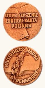 Medal Stowarzyszenia Bibliotekarzy Polskich